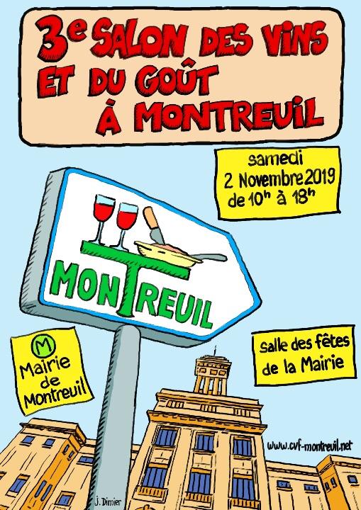 Salon Montreuil