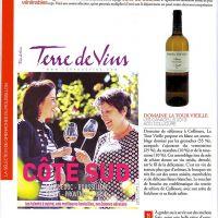 Terre de vins juin 2015 - Canadells