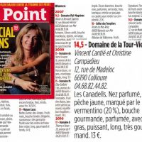 Le point jeudi 8 septembre 2011