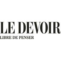 Blog canadien Le Devoir, logo