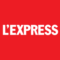Magazine l'Express version web, le logo