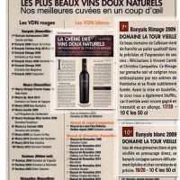 La Revue du vin de France - Novembre 2011