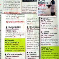 La Revue du vin de France - juin 2013