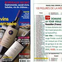 Revue des Vins de France, juillet-août 2011