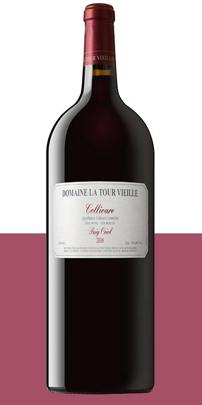 "Vin de Collioure ""Puig Oriol"" Magnum"