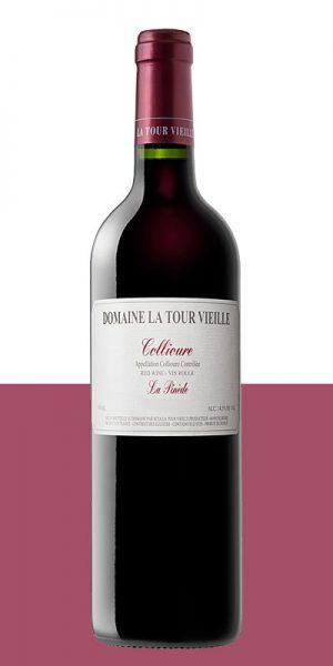 """Vin de Collioure """"La Pinède"""""""