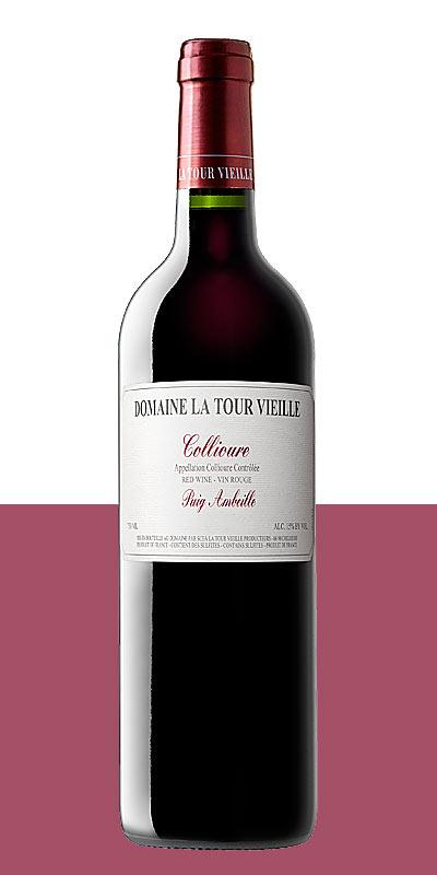 """Vin de Collioure """"Puig Ambeille"""""""