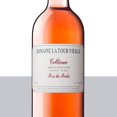 """Vin de Collioure """"Rosé des Roches"""""""