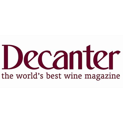 Magazine Decanter, logo