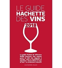 Our wines awarded in Hachette 2018