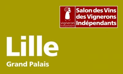 Salon vin Lille Grand Palais