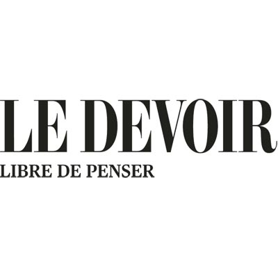Blog canadien Le Devoir, logo