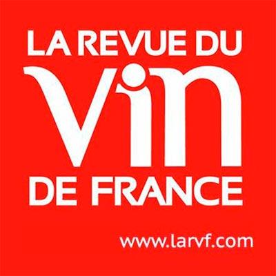 La Revue du Vins de France, logo