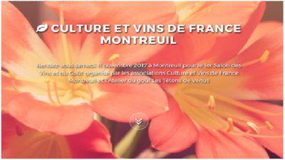 Salon des vins Montreuil 2017