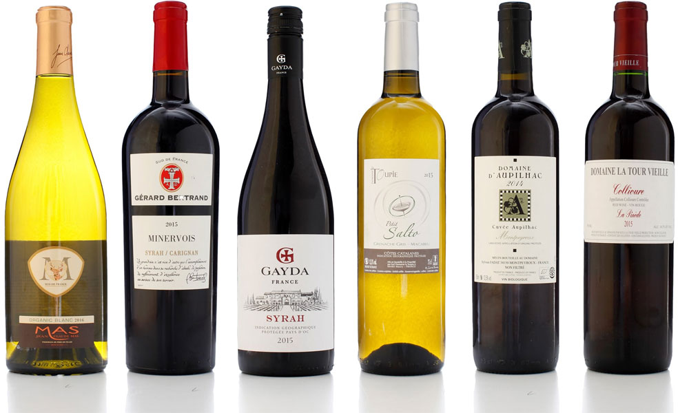 La Pinède in the 6 best wines from Roussillon