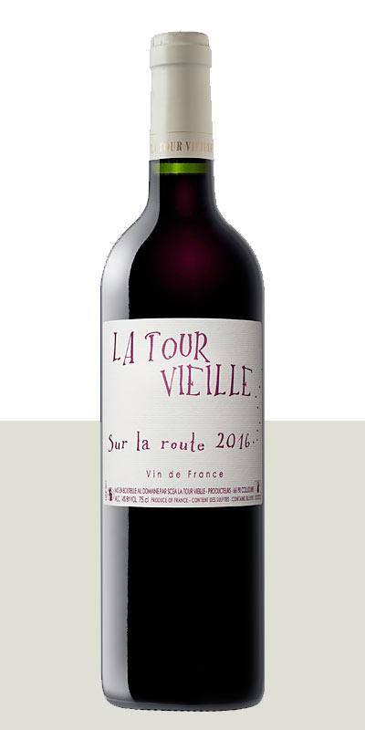 """Vin de Pays """"Sur la route"""""""