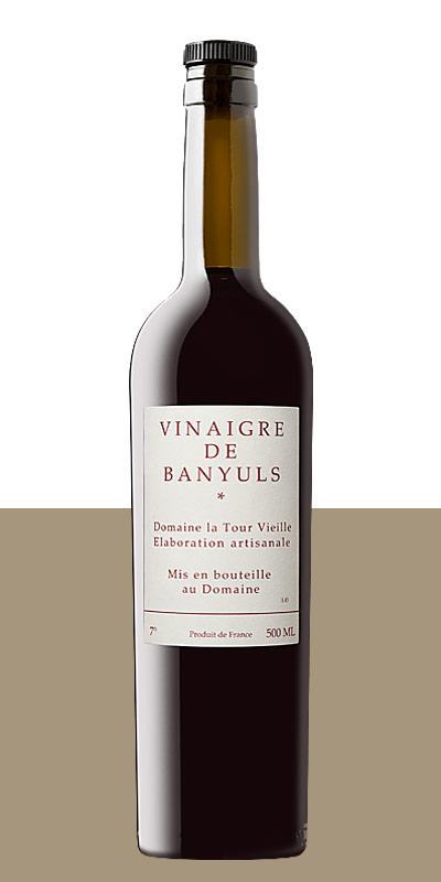 Vinaigre de Banyuls artisanal